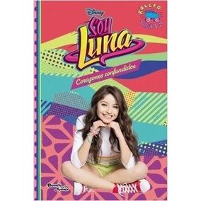 Soy Luna - Corazones Confundidos - Libro