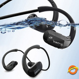 Reproductor Mp3 Sumergible Auriculares Bluetooth Recargable