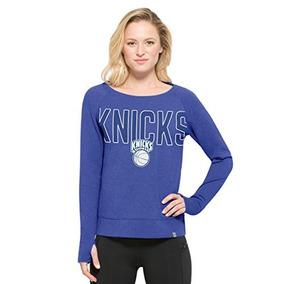 a9f679d03b Nba New York Knicks Mujer  47 React Raglan Camiseta De Manga