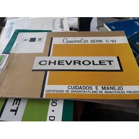 Manual Original Da C-10