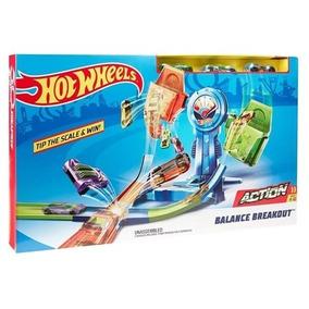 Pista Hot Wheels Equilíbrio Extremo - Frh34 - Mattel