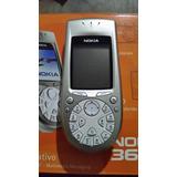 Celular Nokia 3650 Colecionador Lg Sony Samsung Siemens
