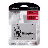 Kingston Ssd Disco Estado Sólido 120 Gb Sata (gadroves)