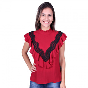 Blusa Ellabelle Eb-8359 - Asya Fashion