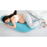 Almohadones Para Embarazadas C/funda Relleno Hipoalergenico