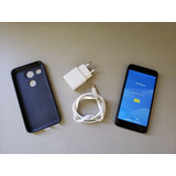 Nexus 5x 32gb Funcionando 100% + Capa E Fone Sem Fio!!!