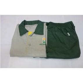 Kit Conjunto Camisa E Calça Para Frentista ed370bc4b6491