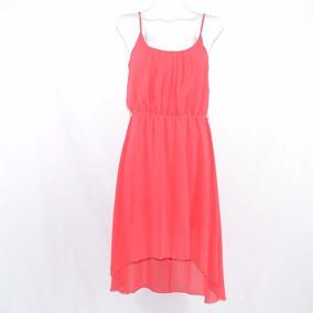 Papaya Vestido Rosa Gasita M Msrp $700