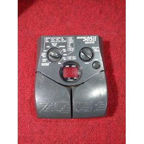 Pedalera Zoom 505 Ii Guitarra Eléctrica