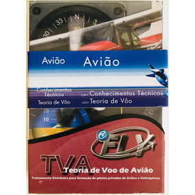 E-kit Para Estudo De Piloto Privado -ppa