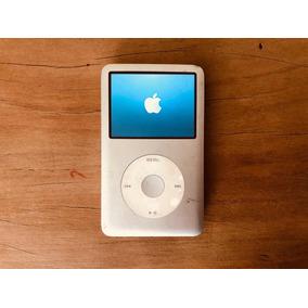Ipod Classic 160 Gb 7ª Geração Prata