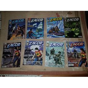 Lote Com 14 Revistas Zagor