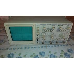 Osciloscópio Minipa Mo-1225 Analógico 20 Mhz Leia O Anuncio!