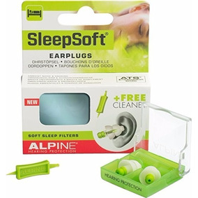 Alpine Sleepsoft - Protetor Auricular Dormir Ronco Barulho