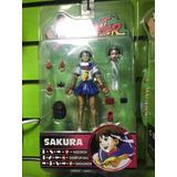 Sakura Street Fighter Sota Toys