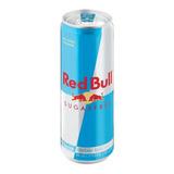 Bebida Energética Sugar Free Red Bull 250ml - Die...
