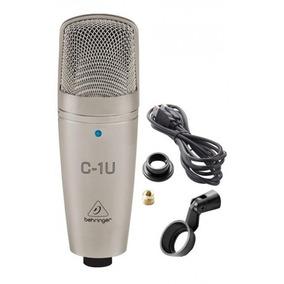 Micrófono Usd Behringer C1u