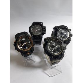 c6a7fe52ba4 Casio G Shock Emborrachado - Joias e Relógios no Mercado Livre Brasil