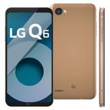 Smartphone Lg Q6, 32gb, 5.5, Android 7.0, 13mp - Rosa