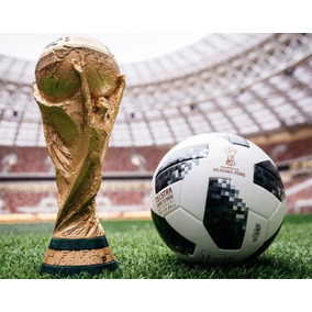 adidas Telstar 18 Balon Oficial Match Ball Rusia 2018 Chip 757276df3f51c