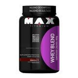 Whey Blend Max Titanium Custo-beneficio