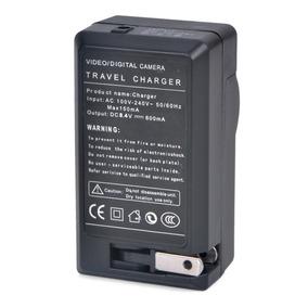 Carregador De Bateria Acpro Para Canon Lp-e8