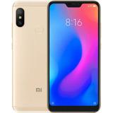 Xiaomi Mi A2 Lite Dourado Capinha Brinde