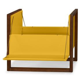 Minibar Winter Na Cor Amarelo