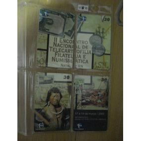 Cartão Telefônico Telemar Ii Encontro Nacional Telecartofili