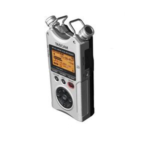 Grabadora De Voz Digital Tascam Tascam Dr 40 Silver