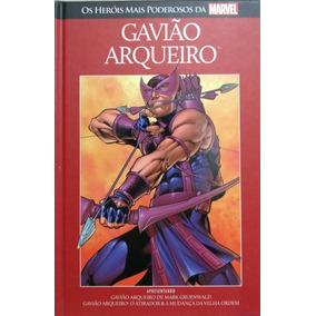 Os Herós Mais Poderosos Da Marvel - #9 Gavião Arqueiro