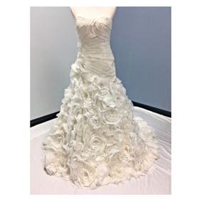 Vestidos de novia de seda cruda