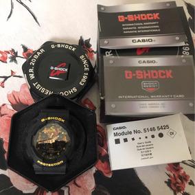 Relógio G Shock Ga 100 Original - Novo