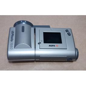 Camera Digital Ephoto 1680 Agfa Para Retirada De Peças