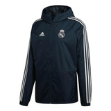 Jaqueta Real Madrid adidas 18-19 ( Lançamento ) 3ea6067789fc5