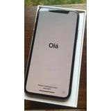 iPhone X 64 Gb Completo Impecável ( Anatel )