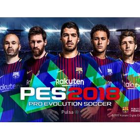 Pes 2018 En Español+ Mega Pack De Licencias!!!- Pc Digital b3941d073e6