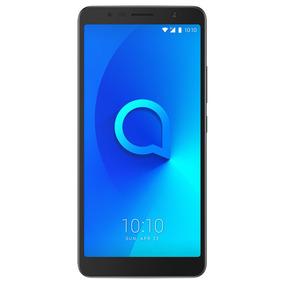 Smartphone Alcatel 3c Preto, Tela Full View 18:9 De 6, Memo
