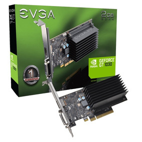 Placa De Video 2gb Gt 1030 Evga Ddr4 Passive Lp- Comeros Com