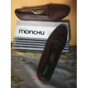 Zapatos Ortopédico Monchu Cuero Dama Marrón 42 43 Y Negro 40