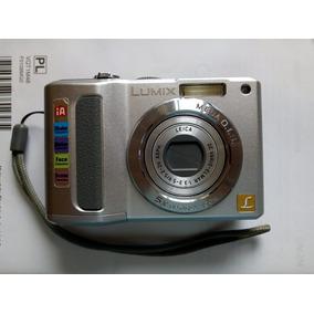 Camara Panasonic Lumix 8.1 Mp 5xzoom