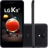 Celular Lg K9 Com Tv Digital Preto 16gb Tela 5 Dual Chip Bri