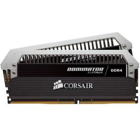 Memória Ddr4 De 16gb 3200mhz (2x8gb) Corsair Platinum