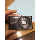Sony Cámara Dsc-w830 Negra