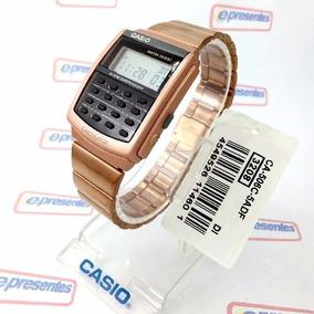 bfef229b466 Relogio Casio Retro Calculadora - Relógios no Mercado Livre Brasil