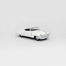 Cadillac Eldorado 1953 Conversivel Branco Welly