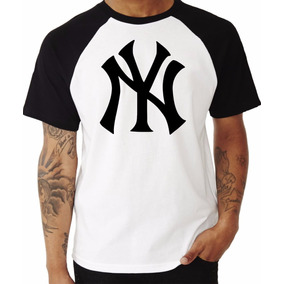 fa09ac78ae Camiseta Nike New York Yankees Dugout Raglan Tri Blend - Camisetas e ...