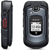 Kyocera Duraxe E-4710, Negro 8gb (gsm Desbloqueado)
