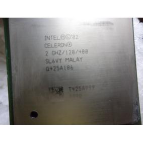 Procesador Intel Celeron De 2 Ghz/128/488 Sl6vy Malay