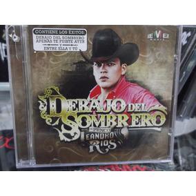 Leandro Rios Debajo Del Sombrero Cd Nuevo b792715663c